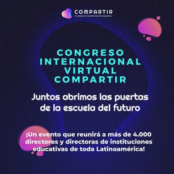 Congreso Virtual Internacional Compartir